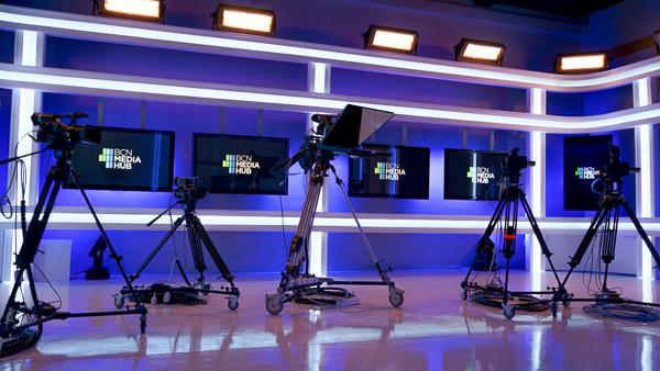 8 Càmeres HD i 1 Prompter
